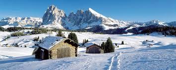 Südtirol im Winter